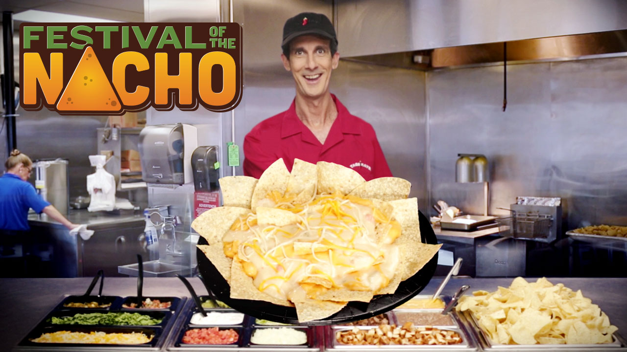 Big Cheese Nachos